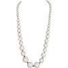 beaded necklace - Necklaces -