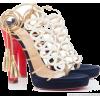 beautiful-high-heels-red-bottom-shoes - Sandálias -