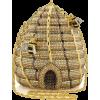 bee hive clutch - Clutch bags -
