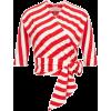 bella wrap top - Shirts -