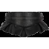 Belt Black - Remenje -