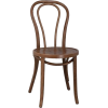bent wood hair pin cafe chair - Furniture -
