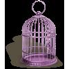 Birdcage Purple - Items -