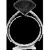 Black Diamond - 戒指 -