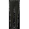 black jeans - Capri hlače -