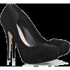 Black Shoes*** Pumps & Classic shoes - Klasične cipele -