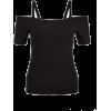 black t shirt 2 - T-shirts -