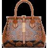 black and brown bag - Kleine Taschen -