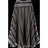 black and white skirt - Faldas -