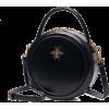 black bag2 - Torbe s kopčom -
