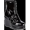 black boots2 - Botas -