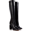 black boots4 - Stiefel -