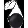 black circle bag - Hand bag -