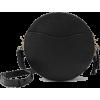black circle bag - Сумочки -
