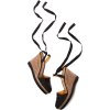 black espadrilles - Wedges -