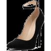 black heels - Zapatos clásicos -