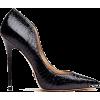 black shoes - Klasične cipele -