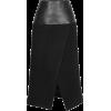 black skirt1 - Faldas -