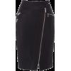 black skirt2 - Faldas -