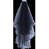 black wedding vail - Uncategorized -