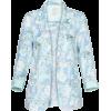 Suits Blue - 西装 -