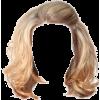 blonde hair  - Haircuts -