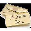 Letter - Illustrations -