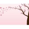 Blossom Background Pink - Background -