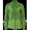 Long sleeves shirts Green - Long sleeves shirts -