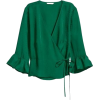 blouse - 半袖シャツ・ブラウス -