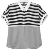 Blouses - 半袖衫/女式衬衫 -