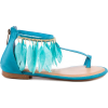 Blue Thongs - Japanke -