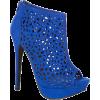 Blue - Platformke -