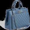 blue bag7 - Hand bag -