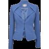 blue blazer1 - Marynarki -