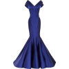 blue dress4 - Dresses -