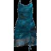 blue dress5 - Vestidos -