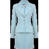 blue outfit - Trajes -