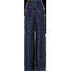 blue pants1 - Capri & Cropped -