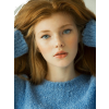 blue pullover - People -