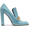 blue shoes - Sapatos clássicos -
