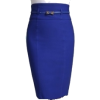 blue skirt - Faldas -