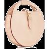 blush circle bag - 手提包 -