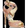 blush shoes - Sandale -