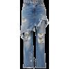 bodysuit - Jeans -