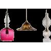 bohemian light pendants - Svjetla -