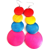 boho earrings - Earrings -
