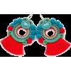 boho earrings - 耳环 -
