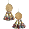 boho earrings - Earrings -