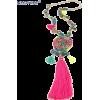 boho necklace - Necklaces -